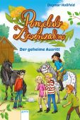 Ponyclub Löwenzahn (4). Der geheime Ausritt, Hoßfeld, Dagmar, Arena Verlag, EAN/ISBN-13: 9783401454627