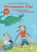 Prinzessin Fibi: Der verliebte Drache und andere Abenteuer, Likar, Gudrun, Tulipan Verlag GmbH, EAN/ISBN-13: 9783864292187