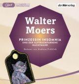 Prinzessin Insomnia & der alptraumfarbene Nachtmahr, Moers, Walter, Der Hörverlag, EAN/ISBN-13: 9783844532562