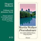 Provokateure, Walker, Martin, Diogenes Verlag AG, EAN/ISBN-13: 9783257803631
