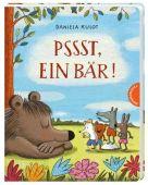 Pssst, ein Bär!, Kulot, Daniela, Thienemann-Esslinger Verlag GmbH, EAN/ISBN-13: 9783522459112