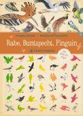 Rabe, Buntspecht, Pinguin, Aladjidi, Virginie, Gerstenberg Verlag GmbH & Co.KG, EAN/ISBN-13: 9783836956734