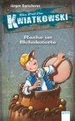 Rache ist Schokotorte, Banscherus, Jürgen, Arena Verlag, EAN/ISBN-13: 9783401702186