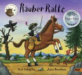 Räuber Ratte, Scheffler, Axel/Donaldson, Julia, Beltz, Julius Verlag, EAN/ISBN-13: 9783407754233