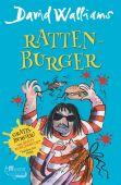 Ratten-Burger, Walliams, David, Rowohlt Verlag, EAN/ISBN-13: 9783499217425
