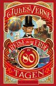 Reise um die Erde in 80 Tagen, Verne, Jules, Fischer Sauerländer, EAN/ISBN-13: 9783737354448