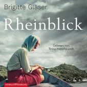 Rheinblick, Glaser, Brigitte, Hörbuch Hamburg, EAN/ISBN-13: 9783957131584
