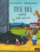 Riese Rick macht sich schick, Donaldson, Julia, Beltz, Julius Verlag, EAN/ISBN-13: 9783407760555