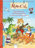 Robin Cat. Das Geheimnis der Drachennasen und andere katzenstarke Abenteuer, Seltmann, Christian, EAN/ISBN-13: 9783401713168