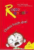 Rocco Randale - Chaos hoch drei, MacDonald, Alan, Klett Kinderbuch Verlag GmbH, EAN/ISBN-13: 9783954700950