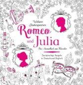 Romeo und Julia - Das Ausmalbuch, 360 Grad Verlag GmbH, EAN/ISBN-13: 9783961850303