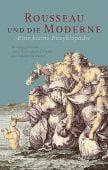 Rousseau und die Moderne, Wallstein Verlag, EAN/ISBN-13: 9783835312555