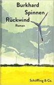 Rückwind, Spinnen, Burkhard, Schöffling & Co. Verlagsbuchhandlung, EAN/ISBN-13: 9783895610493