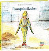 Rumpelstilzchen, Grimm, Wilhelm/Grimm, Jacob, Nord-Süd-Verlag, EAN/ISBN-13: 9783314101465