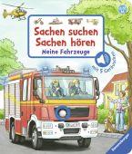 Sachen suchen, Sachen hören: Meine Fahrzeuge, Nahrgang, Frauke, Ravensburger Buchverlag, EAN/ISBN-13: 9783473437719