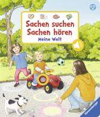 Sachen suchen, Sachen hören: Meine Welt, Nahrgang, Frauke, Ravensburger Buchverlag, EAN/ISBN-13: 9783473437337