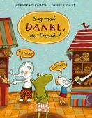 Sag mal Danke, du Frosch!, Holzwarth, Werner, Thienemann-Esslinger Verlag GmbH, EAN/ISBN-13: 9783522458412