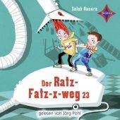 Sal Naoura, Ratz-Fatz-x-weg-23,3 CD Laufzeit cirka 240 Min., Hörcompany Schaack und Herzog oHG, EAN/ISBN-13: 9783945709634