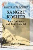 Sangre Kosher, Krimer, María Inés, diaphanes verlag, EAN/ISBN-13: 9783037344927