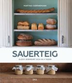Sauerteig, Goernemann, Martina, DVA Deutsche Verlags-Anstalt GmbH, EAN/ISBN-13: 9783421040954