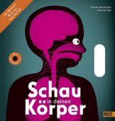 Schau in deinen Körper, Horstschäfer, Felicitas/Vogt, Johannes, Beltz, Julius Verlag, EAN/ISBN-13: 9783407823120