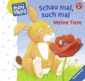 Schau mal, such mal: Meine Tiere, Häfner, Carla, Ravensburger Buchverlag, EAN/ISBN-13: 9783473317257