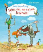 Schau mal, was ich kann, Pettersson!, Nordqvist, Sven, Verlag Friedrich Oetinger GmbH, EAN/ISBN-13: 9783789112959