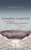 Schauplatz/Landschaft, Forrer, Thomas, Wallstein Verlag, EAN/ISBN-13: 9783835313439