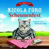 Scheunenfest, Förg, Nicola, Osterwold audio, EAN/ISBN-13: 9783869522050
