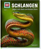 Schlangen - Jäger mit dem sechsten Sinn, Schirawski, Nicolai, Tessloff Medien Vertrieb GmbH & Co. KG, EAN/ISBN-13: 9783788620493