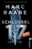 Schlüssel 17, Raabe, Marc, Ullstein Buchverlage GmbH, EAN/ISBN-13: 9783548289137