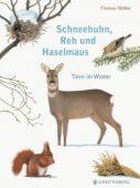 Schneehuhn, Reh und Haselmaus, Müller, Thomas, Gerstenberg Verlag GmbH & Co.KG, EAN/ISBN-13: 9783836959353