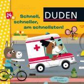 Schnell, schneller, am schnellsten, Frank-Eßlinger, Sigrid, Fischer Duden, EAN/ISBN-13: 9783737333122