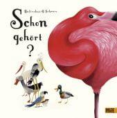 Schon gehört?, Baltscheit, Martin/Schwarz, Christine, Beltz, Julius Verlag, EAN/ISBN-13: 9783407795656