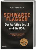 Schwarze Flaggen, Warrick, Joby, Theiss, EAN/ISBN-13: 9783806234770