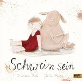 Schwein sein, Duda, Christian/Friese, Julia, Beltz, Julius Verlag, EAN/ISBN-13: 9783407795670