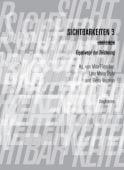 Sichtbarkeiten 3: Umreißen, diaphanes verlag, EAN/ISBN-13: 9783037344750