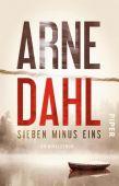 Sieben minus eins, Dahl, Arne, Piper Verlag, EAN/ISBN-13: 9783492311816