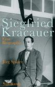 Siegfried Kracauer, Später, Jörg, Suhrkamp, EAN/ISBN-13: 9783518425725