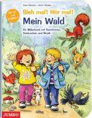 Sieh mal! Hör mal! Mein Wald, Maske, Ulrich, Jumbo Neue Medien & Verlag GmbH, EAN/ISBN-13: 9783833718540