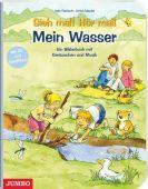 Sieh mal! Hör mal! Mein Wasser, Maske, Ulrich, Jumbo Neue Medien & Verlag GmbH, EAN/ISBN-13: 9783833726965