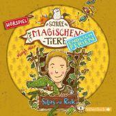 Silas und Rick - Das Hörspiel, Auer, Margit, Silberfisch, EAN/ISBN-13: 9783745600728