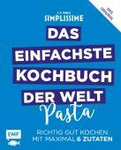 Simplissime - Das einfachste Kochbuch der Welt - Pasta, Mallet, Jean-Francois, EAN/ISBN-13: 9783863559021