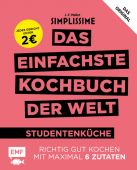 Simplissime - Das einfachste Kochbuch der Welt: Studentenküche, Mallet, Jean-Francois, EAN/ISBN-13: 9783960930730