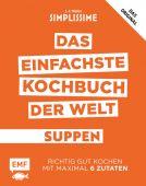 Simplissime - Das einfachste Kochbuch der Welt: Suppen, Mallet, Jean-Francois, EAN/ISBN-13: 9783960931355