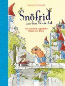 Snöfrid aus dem Wiesental (2). Das wahrlich sagenhafte Rätsel der Trolle, Schmachtl, Andreas H, EAN/ISBN-13: 9783401715223