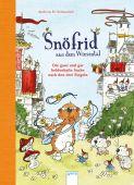 Snöfrid aus dem Wiesental (4). Die ganz und gar heldenhafte Suche nach den drei Siegeln, EAN/ISBN-13: 9783401712840