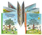 Sommer & Herbst Wimmelspaß, Berner, Rotraut Susanne, Gerstenberg Verlag GmbH & Co.KG, EAN/ISBN-13: 9783836957649