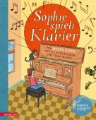 Sophie spielt Klavier, Simsa, Marko, Betz, Annette Verlag, EAN/ISBN-13: 9783219115598