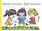 Spielen, haschen, Äpfel naschen, Hüttner, Hannes, Beltz, Julius Verlag, EAN/ISBN-13: 9783407772084